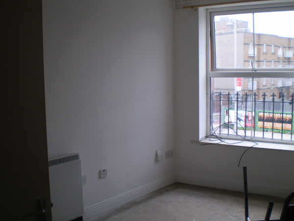 Before refurbishment of Investment Consortium properties - North King Street, Dublin 7